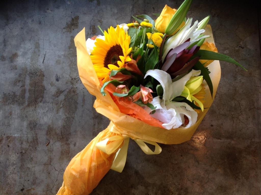 Hand Tied Designer Choice  Bouquet