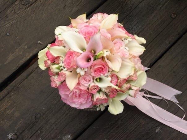 peony rose hydrangea