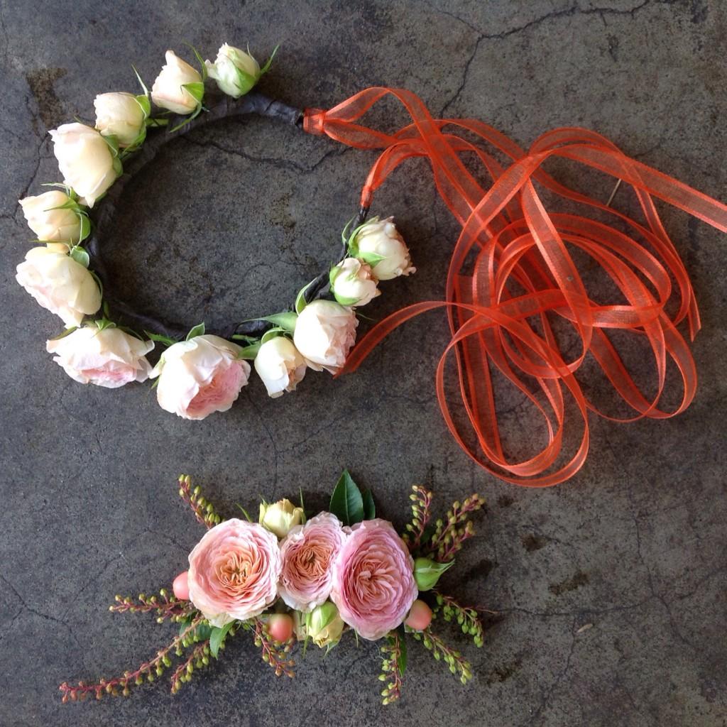 A Bridal Party Set
