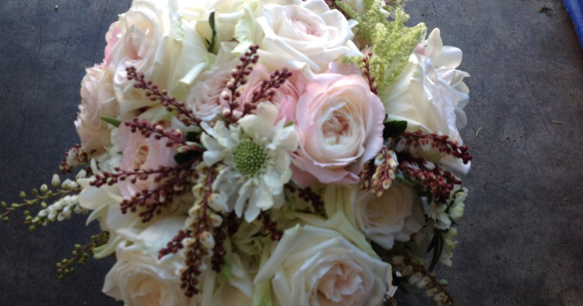 Rose Bride Bouquet