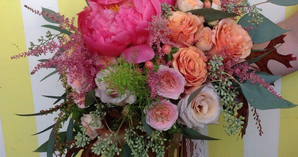 Lily Bride Bouquet