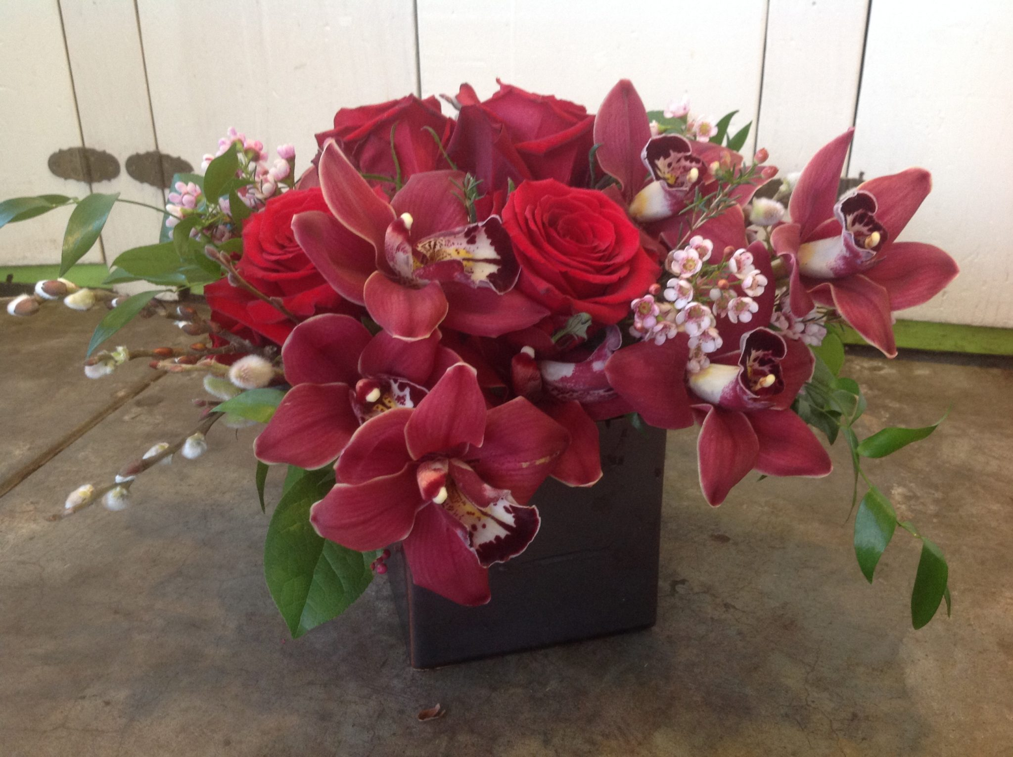 Sultry & Sexy low vase