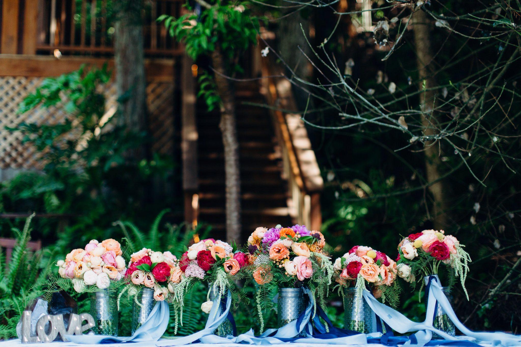 bridal set for the ladies.