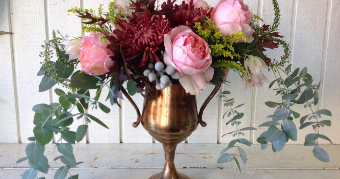 Dahlia Bride Bouquet