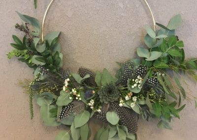 Wabi Sabi Wreath