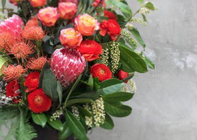 Luxury sized premium florals