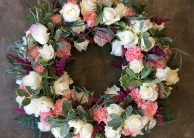 Memorial Wreath Classic style