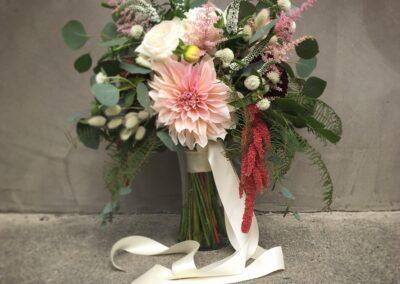Boho style Bride Bouquet