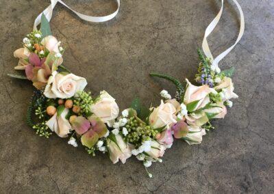 Flower Crown Lush Pastel