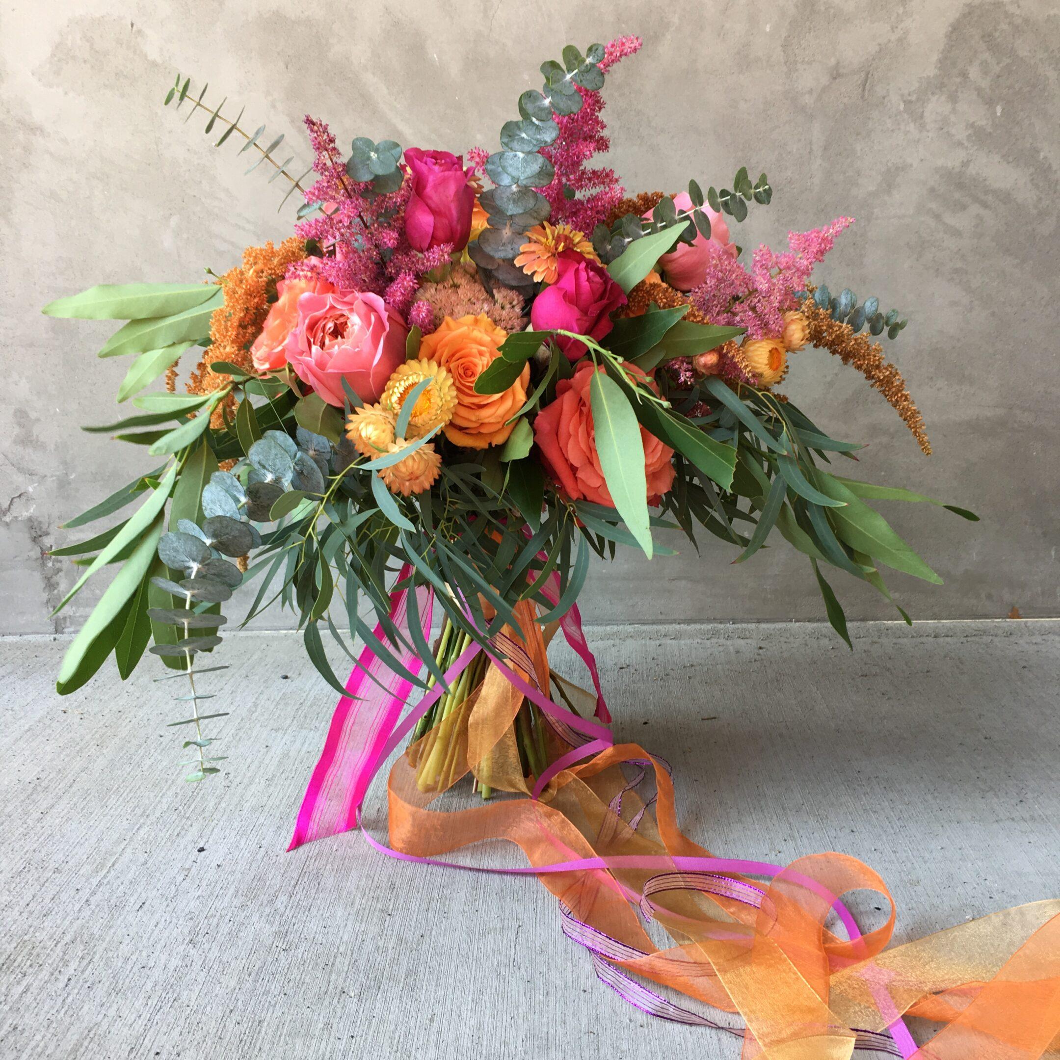Garden Lush Bride Bouquet